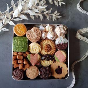 餅乾禮盒客製