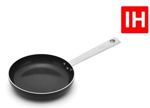 美吉鍋 20公分《IH》不沾平底鍋(不鏽鋼柄)