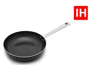 美吉鍋 28公分《IH》不沾平底鍋(不鏽鋼柄)